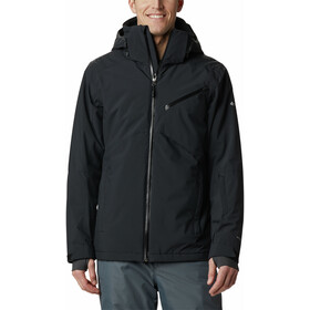 Columbia Powder 8's Jacke Herren black